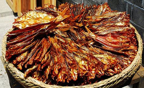 辰溪火培鱼